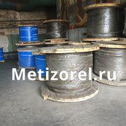 Грозотрос ТК70 ГОСТ 3063 80 ф 11, 0 мм Г-В-С-Н-Р-Т 1770 оцинкованный