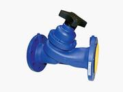 Статический (ручной) балансировочный клапан «Гранбаланс» КБЧ серия 10 (DN 40–300,  PN 16)